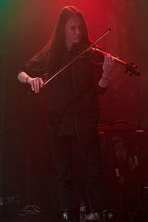 Shaun MacGowan British musician
