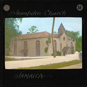 Protestantism in Jamaica - Hampden Church (Church of Scotland)