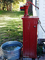 Hand Pump, Riley's Farm, Oak Glen, CA 11-15 (22959312441).jpg