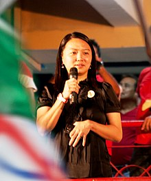 Hannah Yeoh at MBPJ Stadium in 2013.jpg