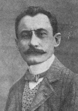 Haralamb Lecca - Lecca in 1912