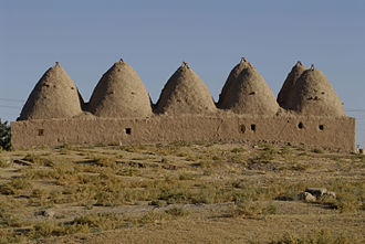 Harran - Image: Harran beehive houses (2)