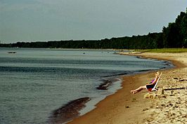 Harrisville Beach near State Park - Lake Huron.jpg