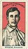 Harry Krause, Philadelphia Athletics, baseball card portrait LCCN2007683820.jpg