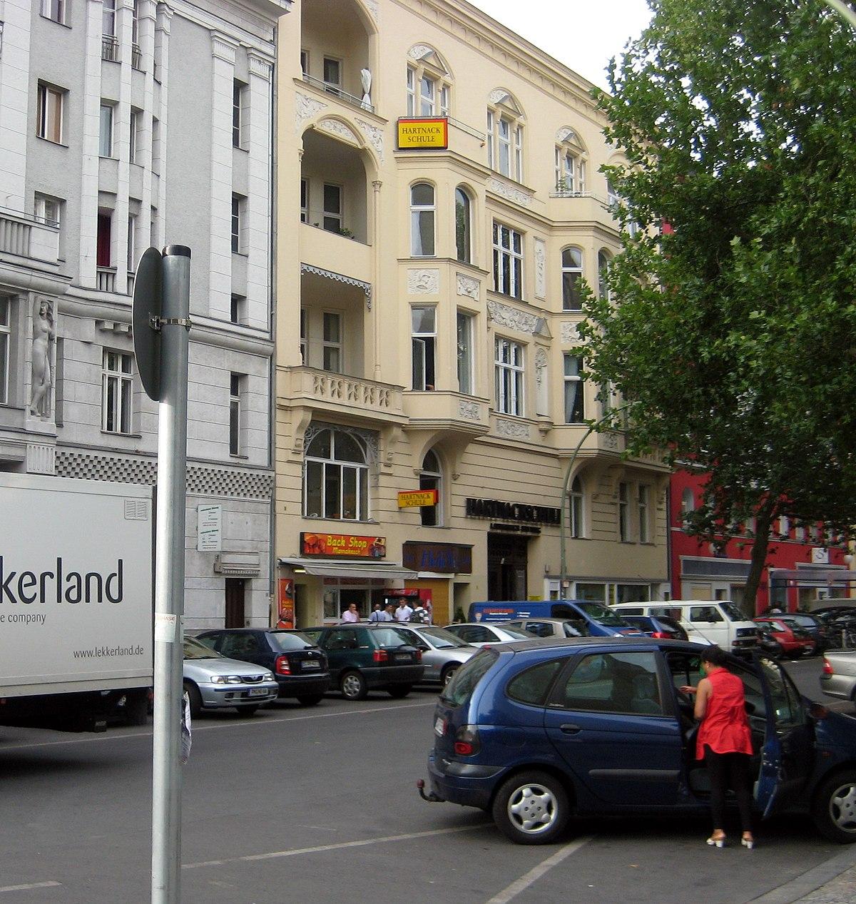 Harnack Schule Berlin