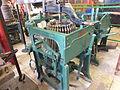 Hat museum Shaping and Blocking Machinery machinery 6499.JPG
