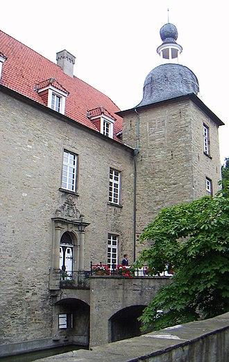 House of Plettenberg - Image: Haus Heeren 3