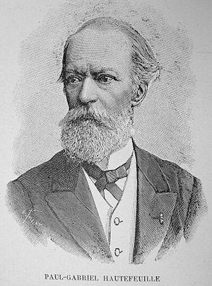 Paul Hautefeuille - Paul Hautefeuille (ca. 1890)