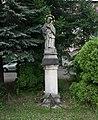 Havířov, Životice, socha sv. Jana Nepomuckého před zámkem (1).JPG