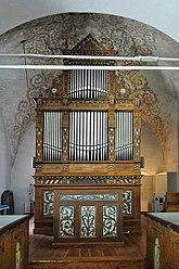 Fil:Havdhem kyrka orgel Gotland.jpg