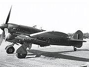 Hawker Typhoon ExCC