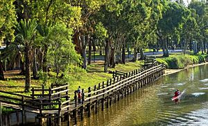 Yarkon Park - Image: Hayarkon Tel Aviv
