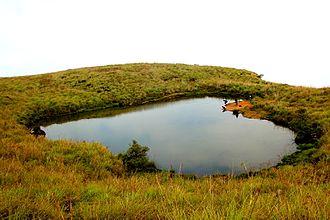 Kalpetta - Chambra peak