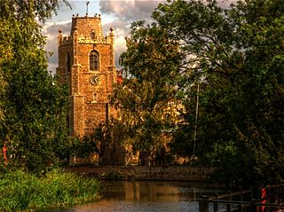 Hemingford Grey Human settlement in England