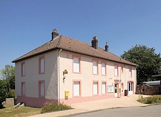 Hennezel Commune in Grand Est, France