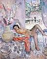Henri Lebasque - Desnudo extendido, 1923.jpg