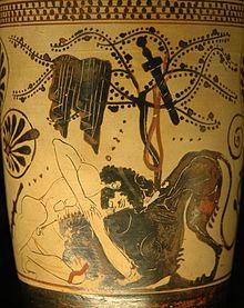 Lion de Némée  dans LION 220px-Herakles_Nemean_lion_Louvre_L31