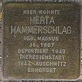 Herta Hammerschlag - Sierichstraße 140 (Hamburg-Winterhude).Stolperstein.crop.ajb.jpg