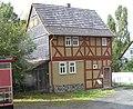 Hessenpark, Wohnhaus aus Fellingshausen.JPG