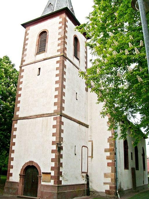 Heuchelheim FT Kirche 4