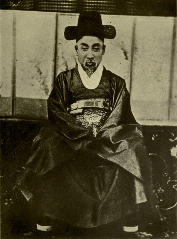 Heungseon Daewongun Portrait