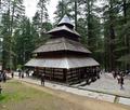 Hidimba Devi Temple - North-west View - Manali 2014-05-11 2646-2647.TIF