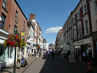 Banbury - Banbury High Street.