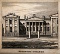 Highbury College, London. Etching. Wellcome V0014792.jpg