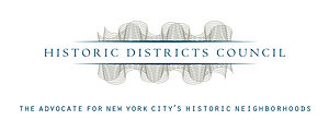 Historic Districts Council - Image: Historic Districts Council Logo