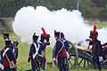 Historical reenactment of 1812 battle near Borodino 2011 2.jpg