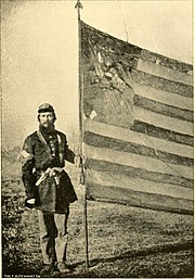 """History of the 121st regiment Pennsylvania volunteers. """"An account from the ranks."""" (1906) (14579319758)"""