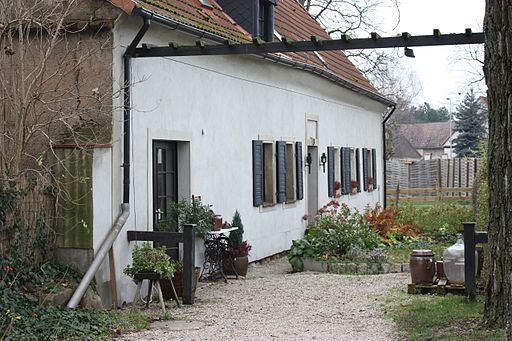 "Hohenossig (Krostitz), the country home ""Antique"""