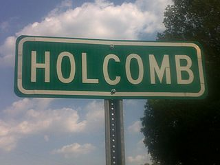 Holcomb, Mississippi Census-designated place in Mississippi, United States