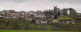 Holsworthy, Devon - Image: Holsworthy Town