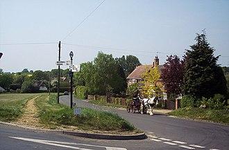 Holt, Dorset - Image: Holt Village Green geograph.org.uk 417827