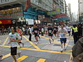 Hong Kong Marathon 2011 at Lockhart Road.jpg