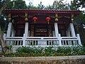 Hongyi Memorial Hall, Lingying Temple.JPG