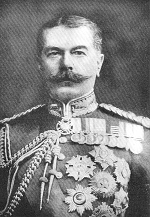 Damascus Protocol - Herbert Kitchener, 1st Earl Kitchener
