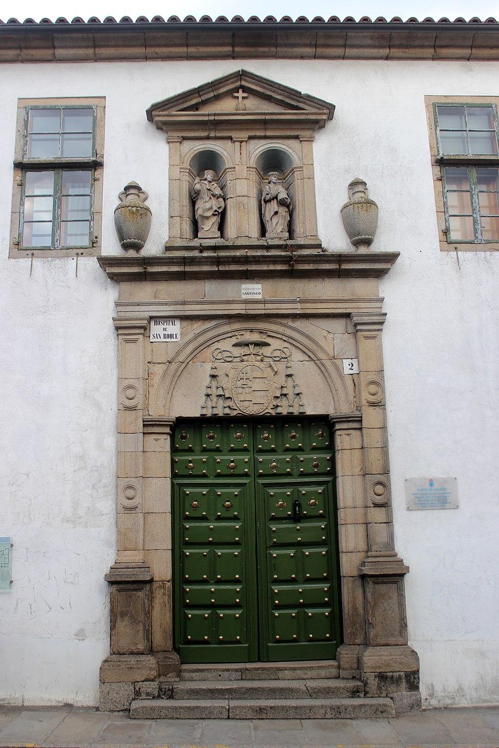 Hospital San Roque Santiago