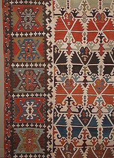 Kilim Flat tapestry-woven carpet