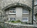 House in an arch, Chapel Hill, Settle - geograph.org.uk - 926273.jpg