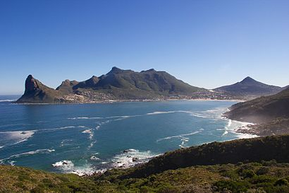 How to get to Hout Bay with public transport- About the place