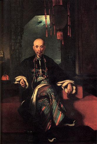 George Chinnery - Image: Howqua, 1830