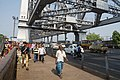 Howrah Bridge, Kolkata, 1 April 2019-2.jpg