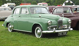 Humber Hawk - Humber Hawk Mark V