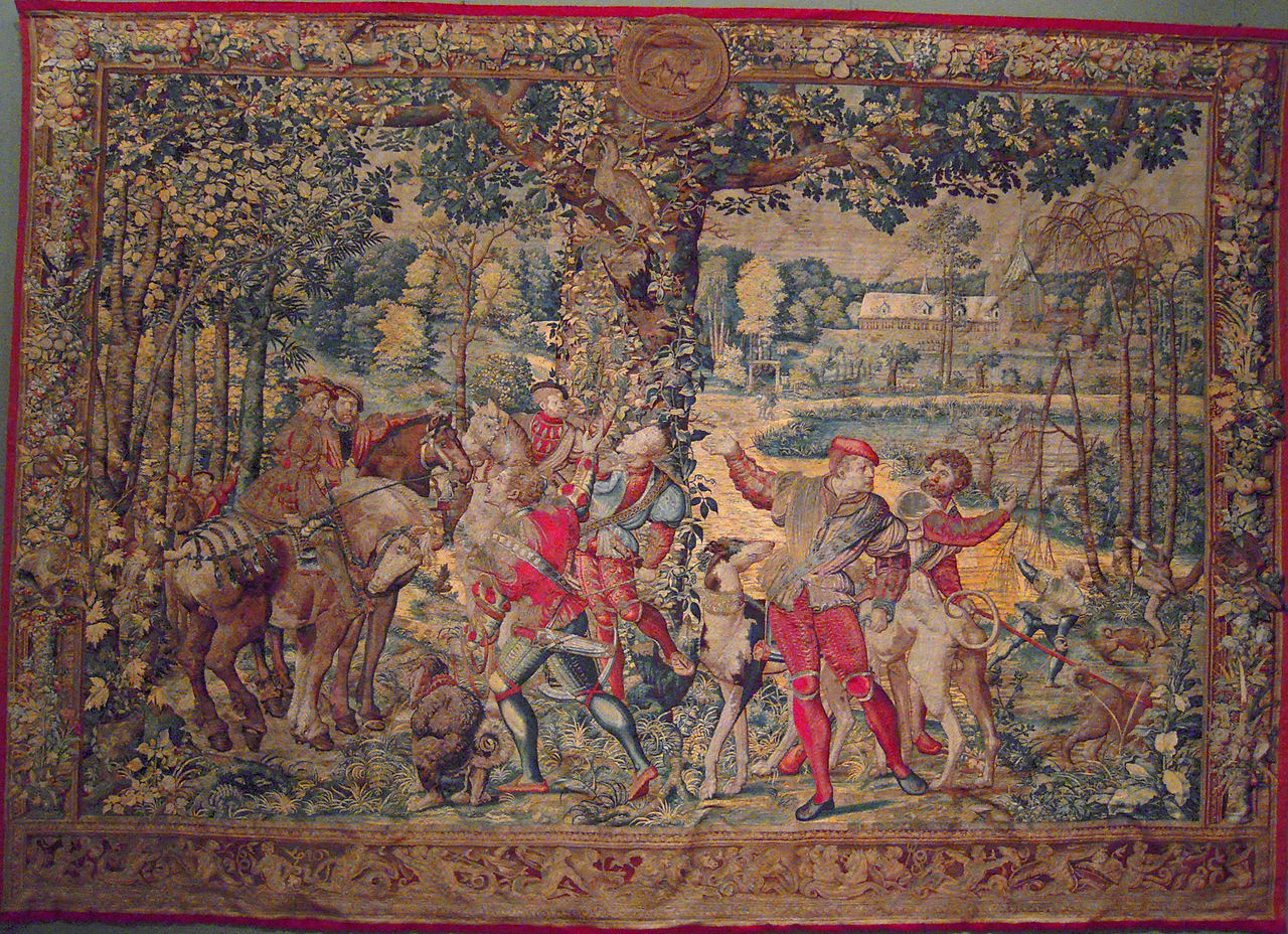https://upload.wikimedia.org/wikipedia/commons/thumb/1/18/Hunt_of_Maximilian%2C_July%2C_Louvre.jpg/1280px-Hunt_of_Maximilian%2C_July%2C_Louvre.jpg