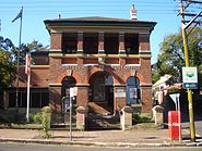 Hunters Hill Post Office