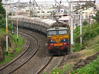 Indian Railways Fan Club - Indian Railways is the key interest of IRFCA