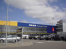 Ikea Concept Center The Head Office Of Inter Ikea Systems B V Which Owns The Ikea Trademark And Concept