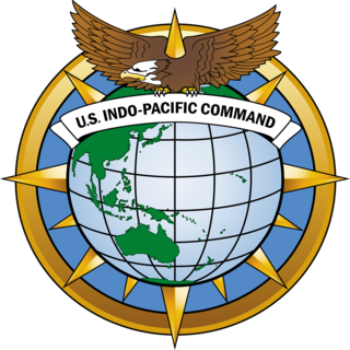 United States Indo-Pacific Command Unified combatant command of the United States Armed Forces responsible for the Indo-Pacific region